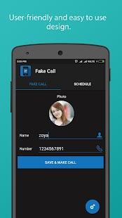 [Download Fake Call Prank for PC] Screenshot 1