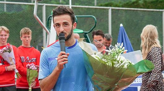 Javier Barranco se hace en La Haya (Países Bajos) con su 9º título internacional