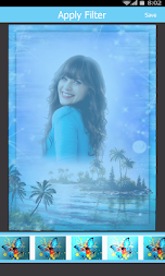 Rain Photo Frames | Rain Overlay Photo Frames HD APK screenshot thumbnail 2