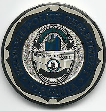 Photo: Bedford Police, Challenge Coin