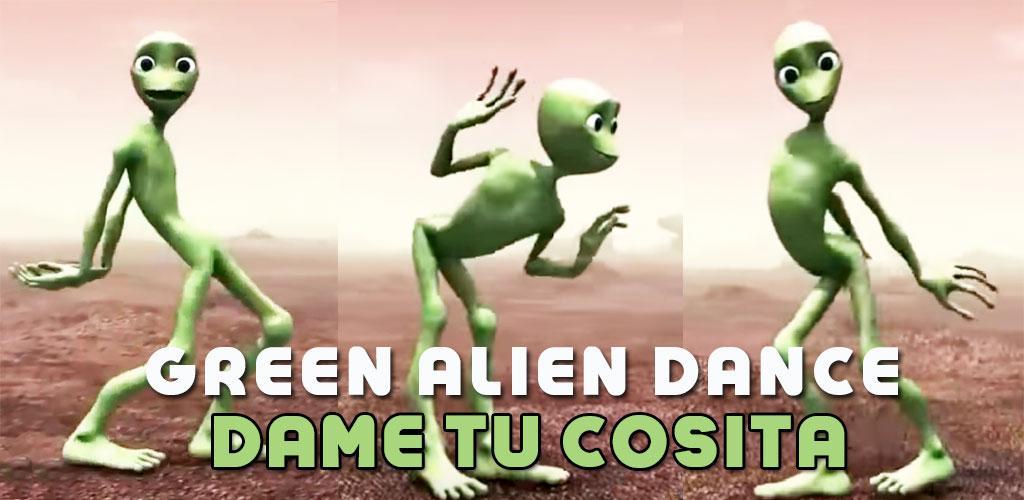 dame tu cosita alien dance video song download