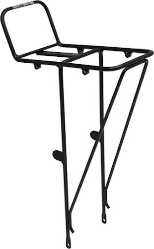 Soma Fabrications Lucas 2 Mini Front Rack - Black