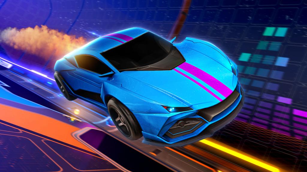 Rocket League temporada 2 nuevo auto r3MX