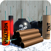 Firecrackers, Bombs and Explosions Simulator