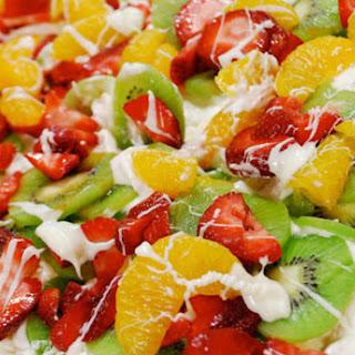 Phyllo Fruit Tart.