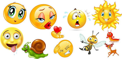 Emoticons for whatsapp for PC