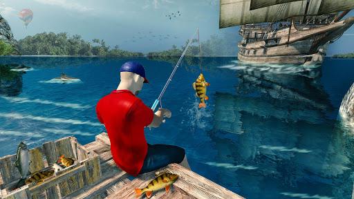 Télécharger Gratuit Reel Fishing Simulator - Ace Fishing 2018 apk mod screenshots 3