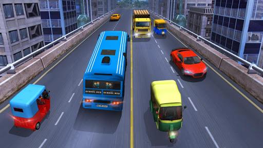 Modern Tuk Tuk Auto Rickshaw: Free Driving Games screenshots 8