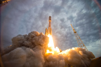 Photo: Launch of Atlas V MUOS-2, July 19, 2013 from Cape Canaveral AFS
