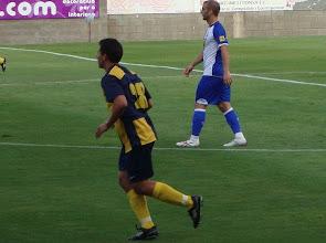 Photo: Ferran Corredor e Ivan Alonso del Espanyol.