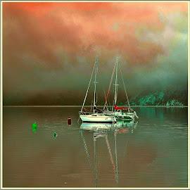 by Daniel Sapag - Transportation Boats