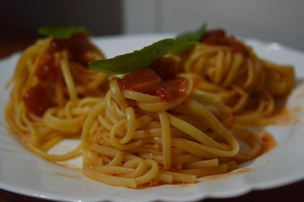Due spaghi per cominciare di Jasmine_marino