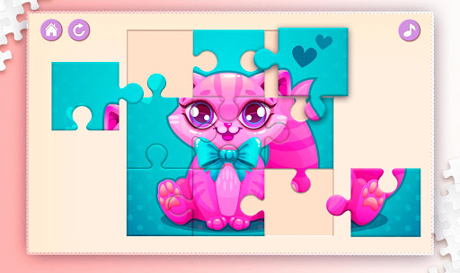 Kids Puzzles for Girls  screenshots 2