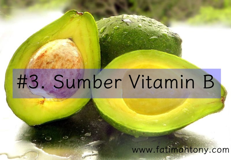 sumber vitamin b