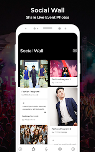 EventOrg-Event Management App for Corporate Events 5