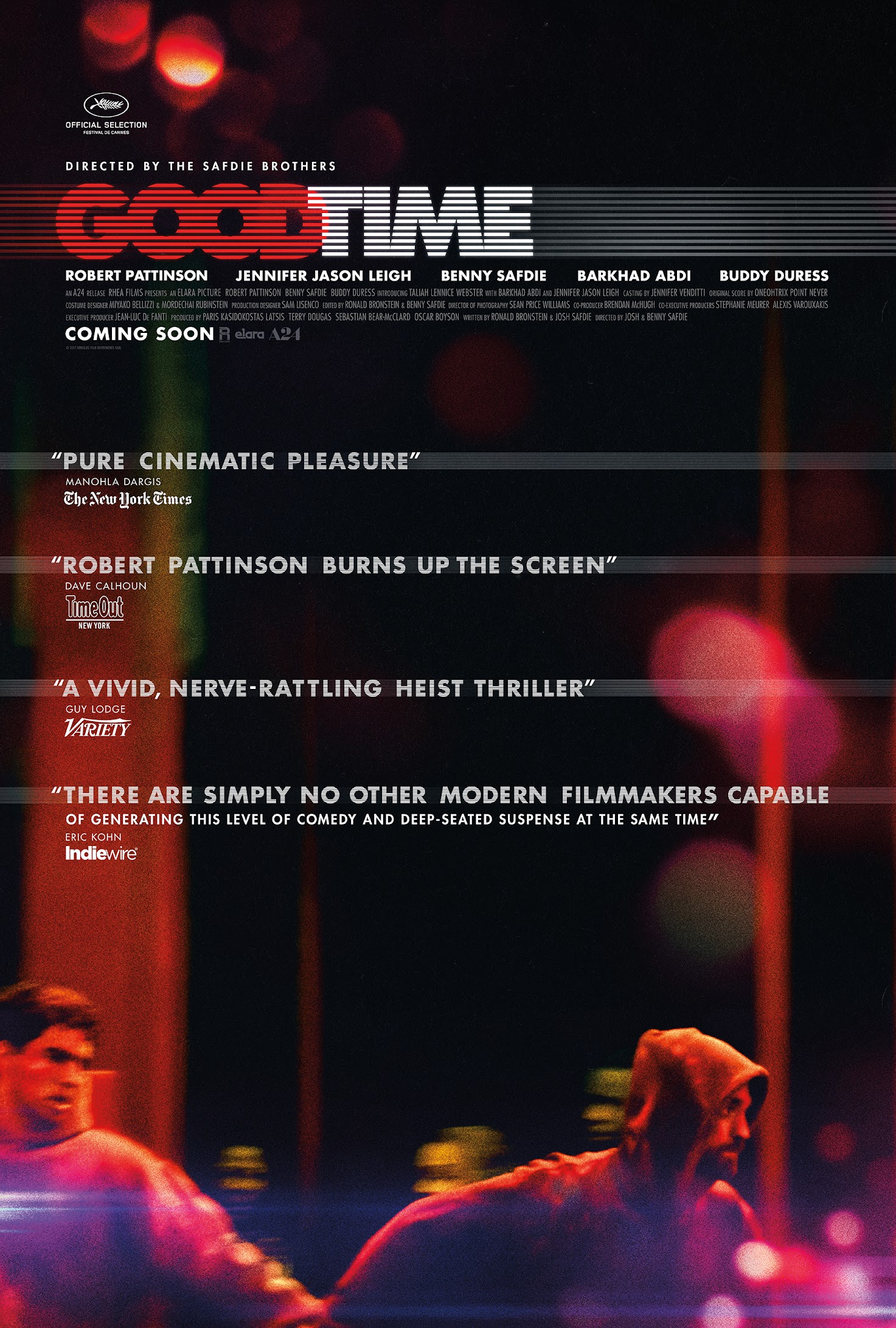 Good Time official site