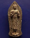 6.พระพุทธนราวันตบพิธ ผสมผงจิตรลดา+เส้นพระเจ้า (เส้นพระเกศาในหลวง) หลัง ภปร. พร้อมกล่องเดิม