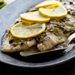 Poached Lemon Sole Recipes