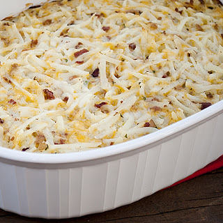 Loaded Potato Casserole.