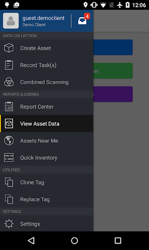 Arcsset for Android
