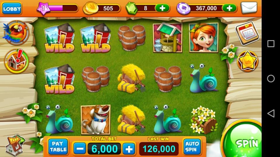 Farm slots free games