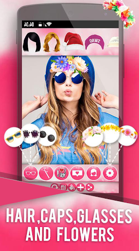 Makeup Photo Grid Beauty Salon-fashion Style 1.1 3