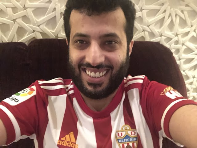 Foto que ha subido Turki Al-Sheikh a sus redes sociales.