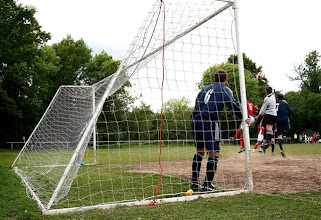 Photo: 14/05/11 v Woodstock Park (Kent County League Prem Div) 2-2 - contributed by Paul Roth