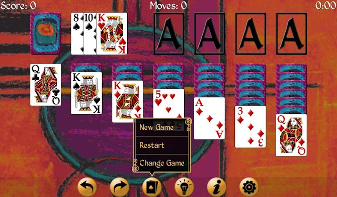Solitaire MegaPack Android 10