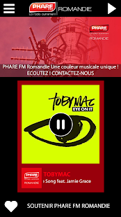 Phare Fm Romandie- screenshot thumbnail