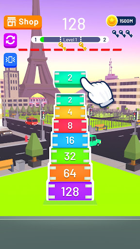 Brick Merge 3D 1.2 screenshots 5