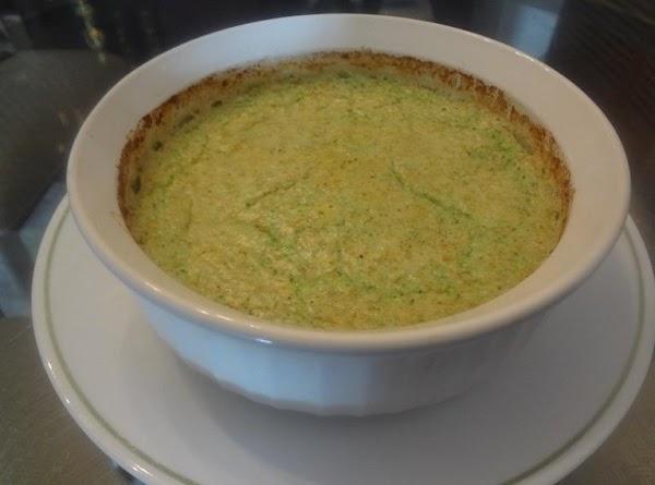 Broccoli Soufflé Recipe