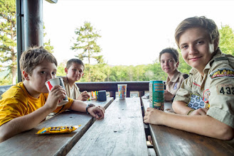 Photo: Woodruff Scout Reservation, Blairsville Ga.