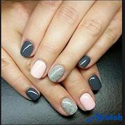 cute fingernail design