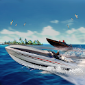 Turbo Speed Boat Racing Sim icon