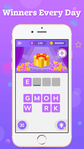 Words Luck - Free Word Games & Win Rewards 1.0.7 screenshots 5