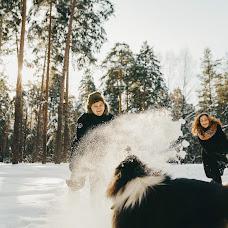Wedding photographer Marya Poletaeva (poletaem). Photo of 13.02.2018
