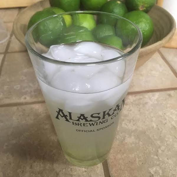 Lemonade Or Limeade Base Recipe