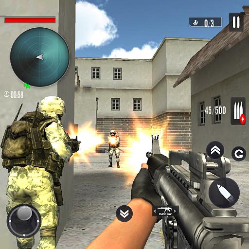 SWAT atıcı APK