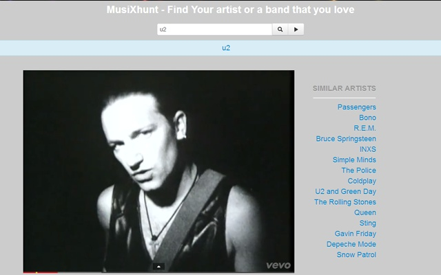 Free Music Search