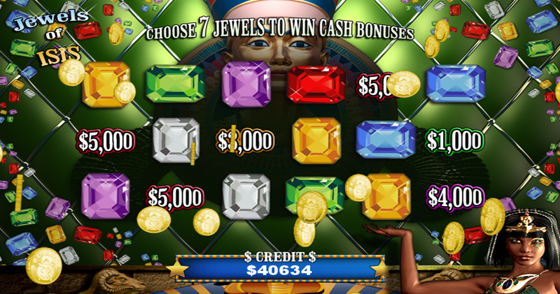 Egypt Reels of Luxor Slots $- screenshot