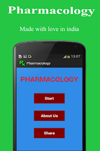 Pharmacology Medical screenshot 1