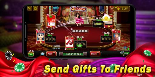 Universal Teen Patti - Indian Poker Game 1.10 screenshots 4