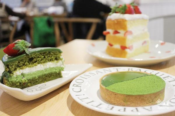 淺藍 × Miss V Bakery~抹茶塔與草莓女王連手來襲,甜點控怎麼抵擋得了 @ 淺藍's美食旅遊地圖 :: 隨意窩 Xuite日誌
