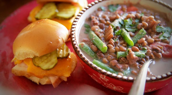 Field Peas & Snap Beans Recipe