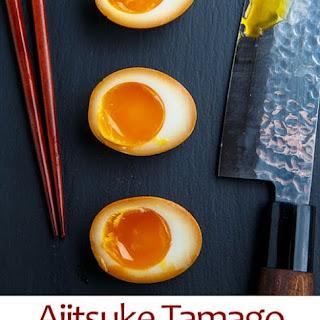 Ajitsuke Tamago (Ramen Eggs).