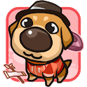 My puppy Live wallpaper free icon