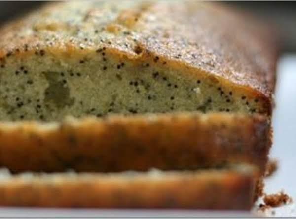Lemon-poppy Seed Cake Mix In A Jar