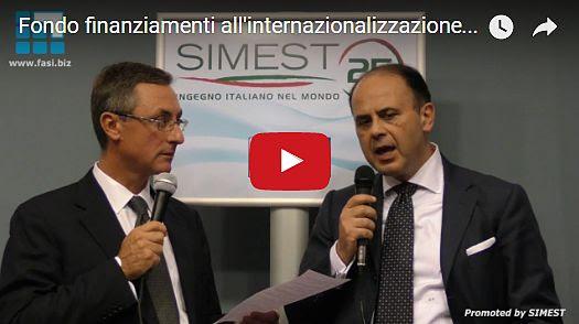 Intervista a Luca Silla (SIMEST)