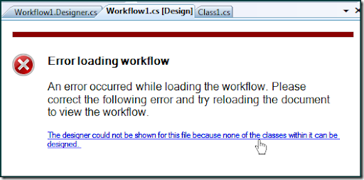 Error Loading workflow .NET 3.5